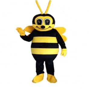 Giant Bumble Bee Mascot Costume
