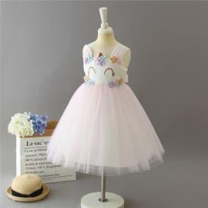 Emmie Unicorn Party Tutu Dress
